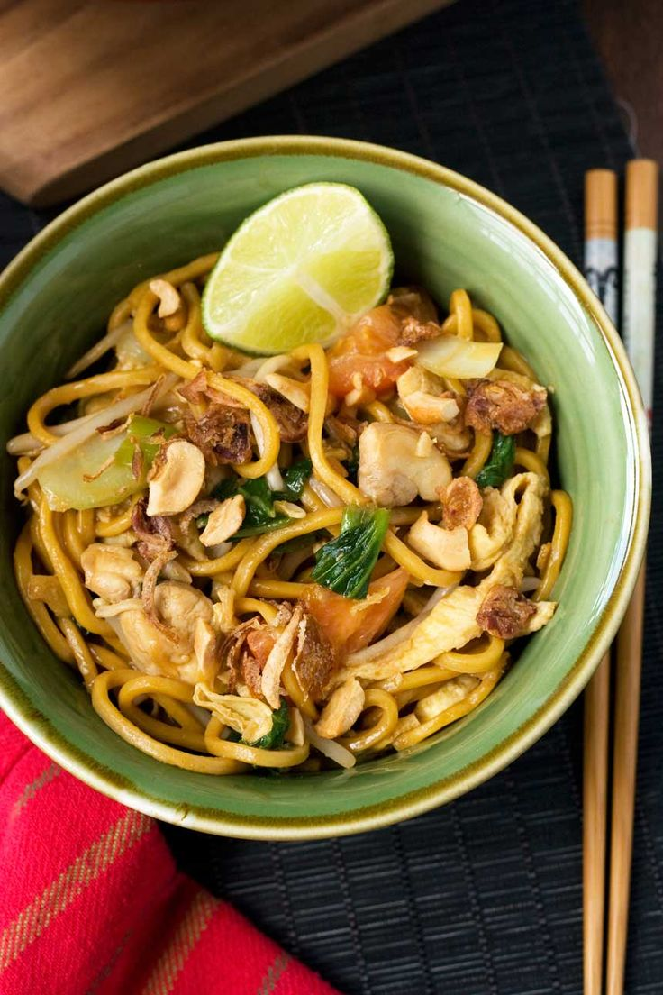 The 227 best noodles images on pinterest cooking food soups and mee goreng spicy indonesian noodles forumfinder Choice Image