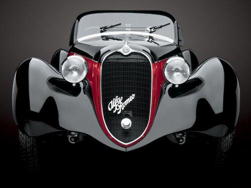 "Alfa Romeo 6C 2500 SS ""Corsa"" (1939)"