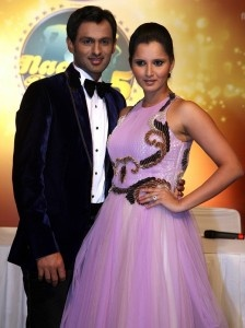 Do you believe Sania Mirza and Shoaib Malik's presence in Nach Baliye will spice up the show?