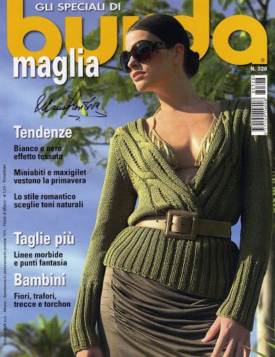 BURDA MAGLIA No.328 - Pimpa Pimpatica - Picasa Webalbumok