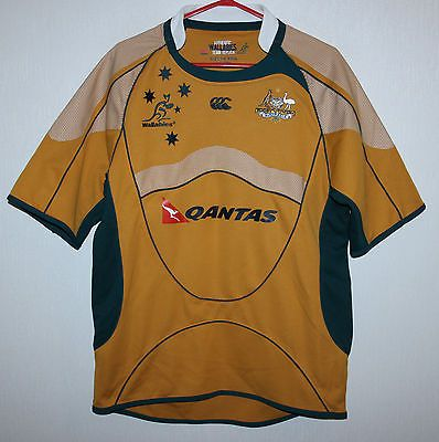 #Australia #national rugby union team shirt canterbury kids size 14 #years,  View more on the LINK: 	http://www.zeppy.io/product/gb/2/182264573221/