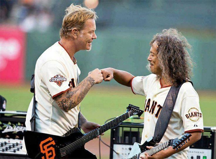 James Kirk Metallica