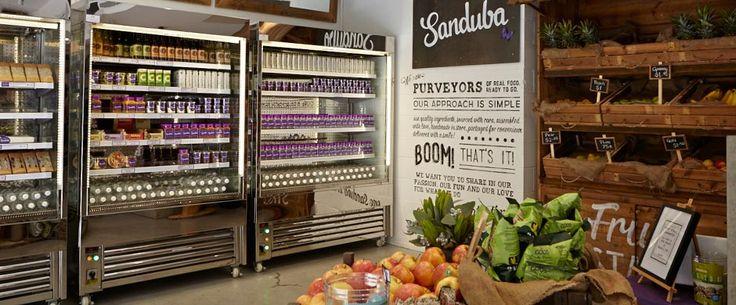 Sanduba | We are purveyors of real food, ready to go