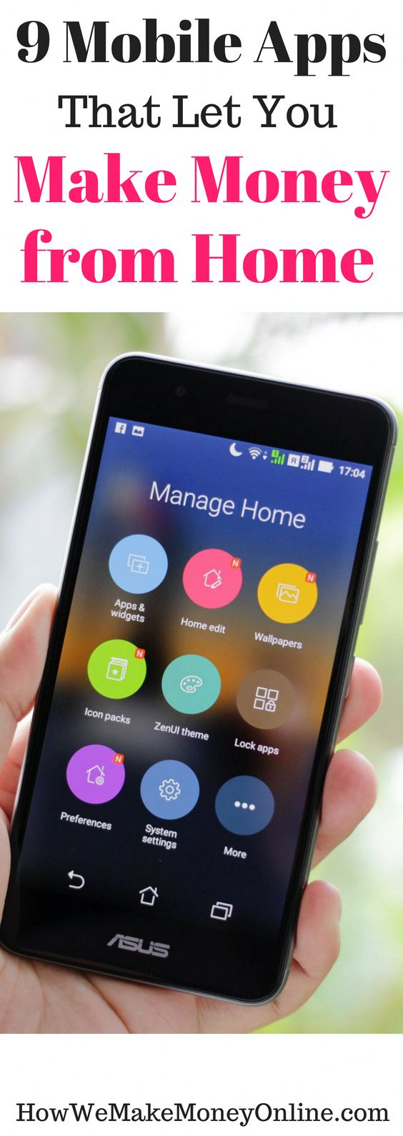9 Best Mobile Apps That Help You to Make Easy Money from Home. Online Survey App…