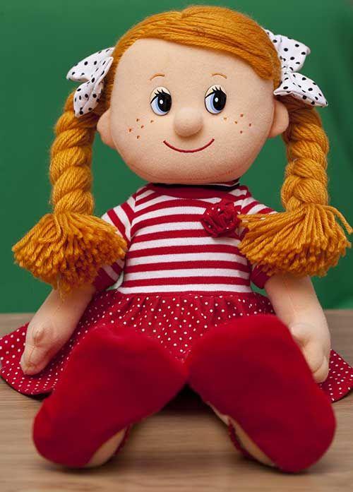 Puppe selber nähen » Sie möchten Ihrer Tochter eine Puppe kaufen, mit der…