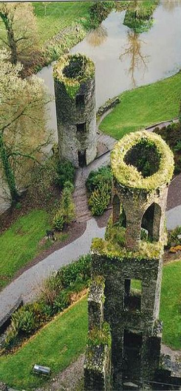 Blarney Castle, County Cork, Ireland