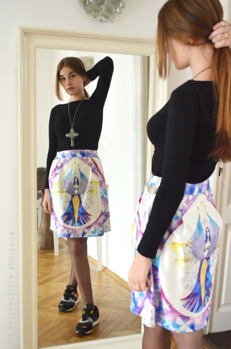 Allistration Boutique :: Bee Fairy Skirt