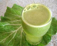 Suco de couve com maracujá Rico em cálcio, vitamina C, entre outros nutrientes