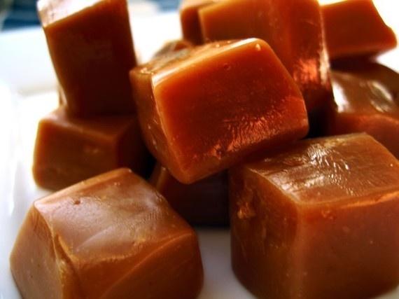 Spiced Apple Cider Butter Caramels: Awesome Food, Apples Cider, Spices ...