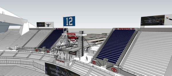 Seattle Seahawks announce CenturyLink Field expansion by 1,000 seats