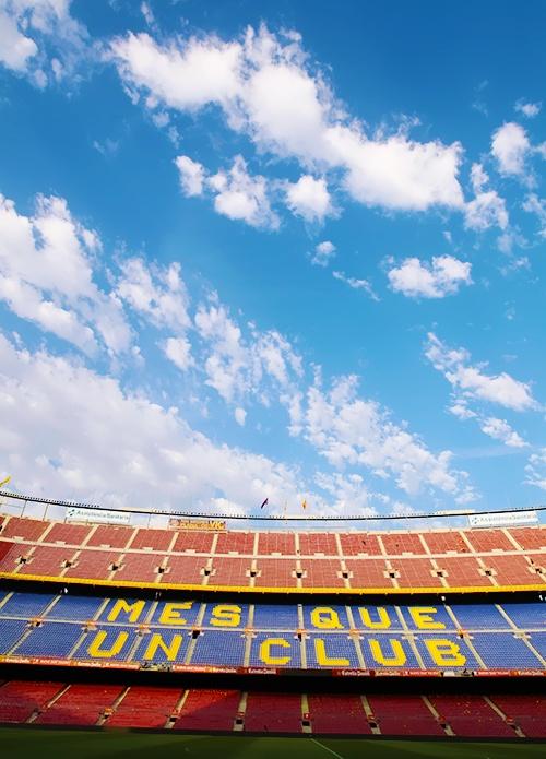 Camp Nou Stadium - FC Bacelona Jan' 2013