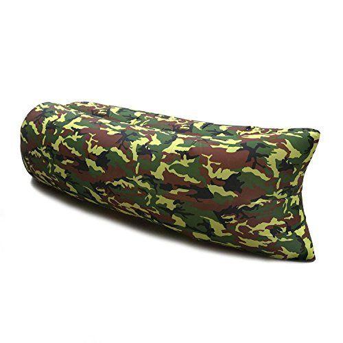 GAOJIAN Air Lodging Bed Canapé portable Canapé-lit simple Outdoor Pockets de plage Coussin d'air Lit gonflable: Type: canapé gonflable…