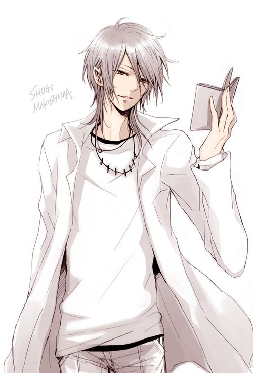 Shogo Makishima - Psycho-Pass (amazing, terrifying intellectual villain)