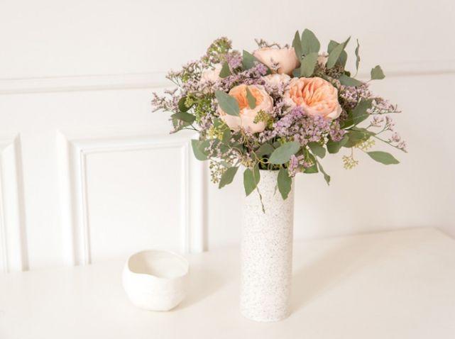 177 best fleurs et potager flowers images on pinterest - Joli bouquet de fleurs ...