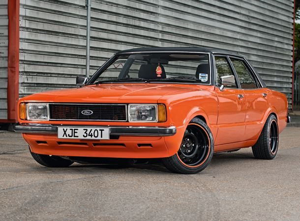 Ford TE Cortina - Mine was a 4.1ltr 6 cylinder with 4 speed manual trans. Great in a straight line but don't ask it to corner as well.