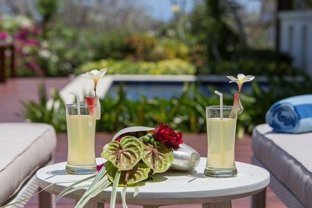 Ocean VillaKarang Dua located just back of The Karang Putih. It has own ocean view directly from swimming pool. You... #bali #villas #beautifuldestination #luxury #wtm #villainbali #villalife #geriabali #tbt #balibible #holiday #honeymoon