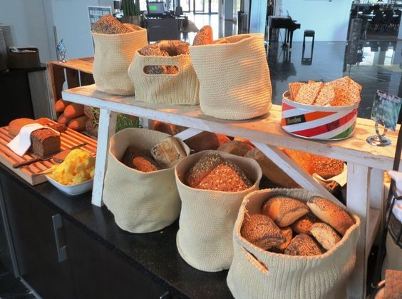Breakfast buffet, Clarion Hotel & Congress Trondheim, Norway #travelscandinavia: