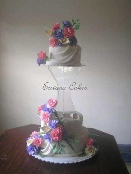 making a 3 tiered wedding cake 17 best images about cake and stands on 17024