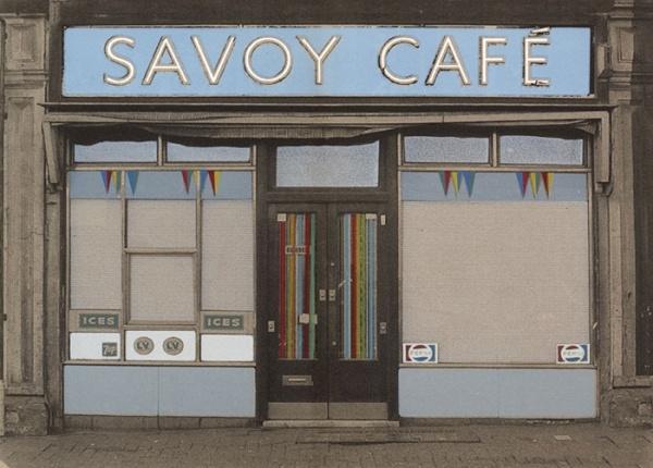 Richard Roberts, Savoy Cafe