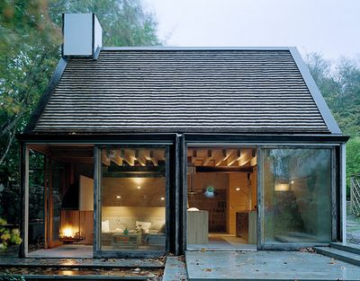 The Mill House, Etiketter Architecture