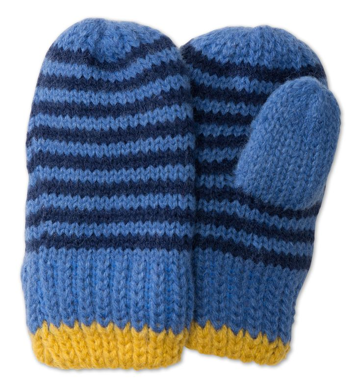 Baby Blaue Hände