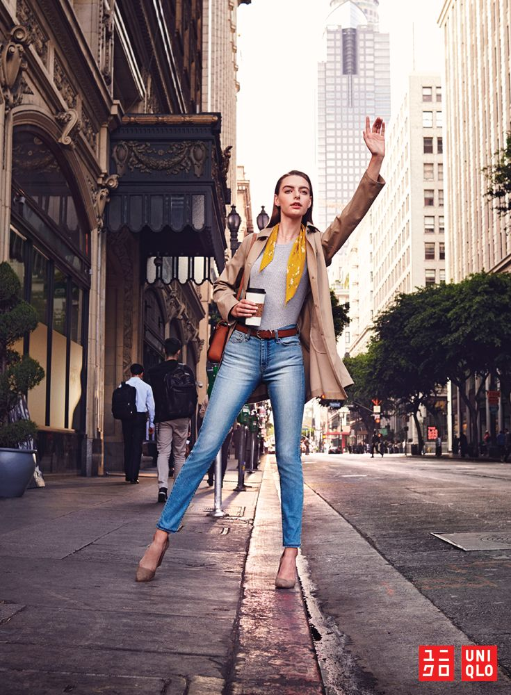 Timeless silhouettes and quality fabrics. With so many different styles in our 24 hour jeans collection, it's easy to change up your look. Fall in love with all-new fits on Uniqlo.com.