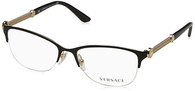 4e69060510 Versace Women s VE1228 Eyeglasses Review