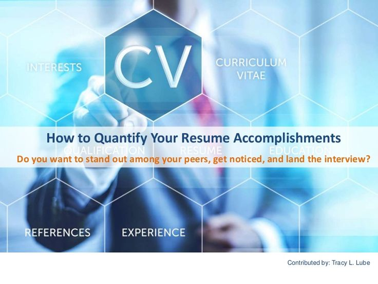 Do you want to stand out among your peers, get noticed, and land the interview?  A resume should not list your daily responsibilities for each career you held,…