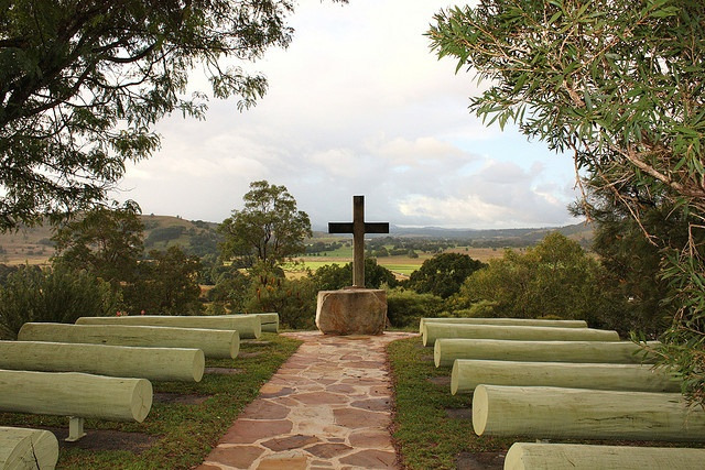 Bexhill Open Air Cathedral, via Lismore, NSW, Australia. | Flickr - Photo Sharing!