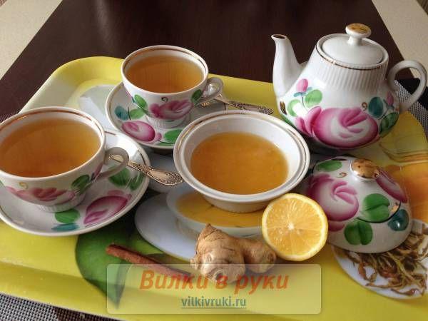 Рецепт Чай для похудения (Напитки)