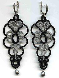 Gioielli a chiacchierino | Sezione Hobbystica Gioielli a chiacchierino | La bellezza del fatto a mano......crochet inspiration ONLY.........