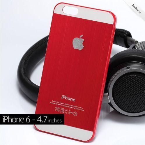 "amzn.to/YxWAYn | ≥ iPhone 6 4.7"" Rood Aluminium Case - Limited Edition! OP=OP! - Mobiele telefoons | Hoesjes en Frontjes | Apple iPhone - Marktplaats.nl #apple  #aluminium case"
