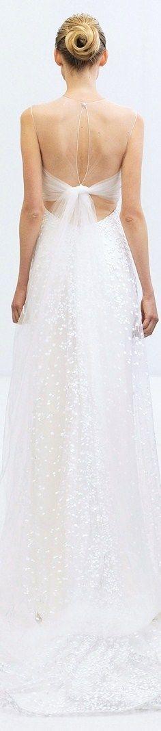 Angel Sanchez Bridal Spring 2017