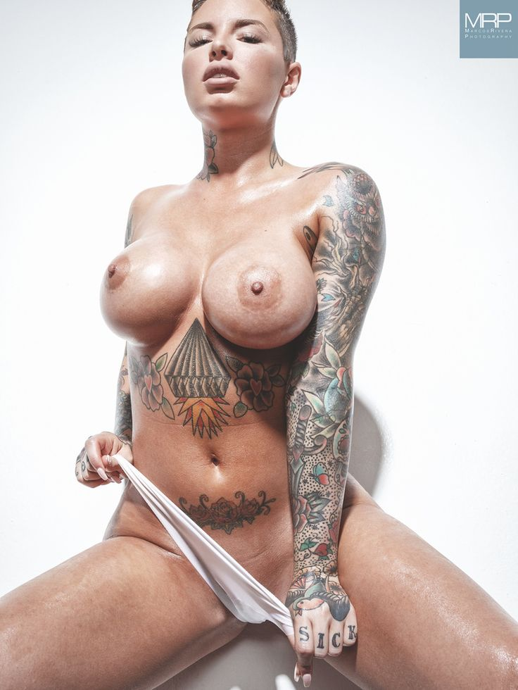 Pity, Christy mack tattoo can