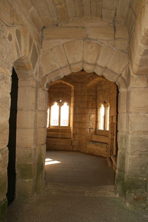 Warkworth Castle : 1084330 - PicturesOfEngland.com
