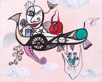 """JUPITER""  Oil on Canvas Framed  25 .5 "" x 29"" 2017 #painting #oilpainting #jupiter #romangod #sky #thunder #kingofthegods #symbolism #originalart #mythological #art #artcollecting #artbuyers #artlovers #artcollectors #emergingartist"