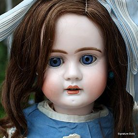 Bahr & Proschild 247 DEP Child Doll~23""