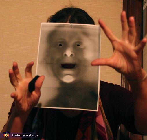 Copy Horror - 2012 Halloween Costume Contest