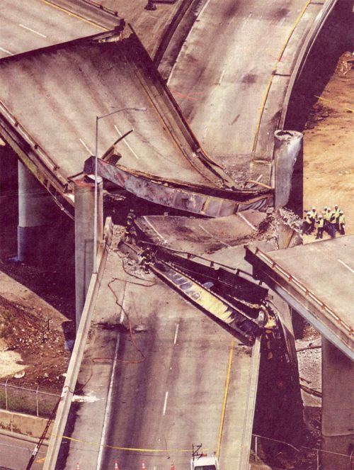 san francisco earthquake, 1989.