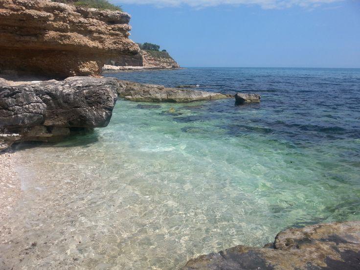 Spiaggia di ciottoli Stone beach