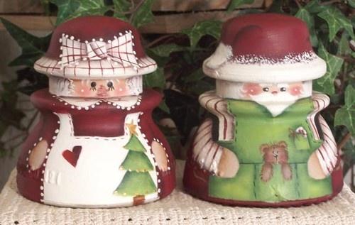 Insulator CD 13 Patterns Christmas Thanksgiving Raggedy Ann Santas Snowmen | eBay
