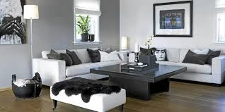 Bilderesultat for svarte møbler stue
