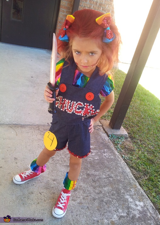 39 best halloween costumes images on pinterest halloween chucky halloween costume contest at costume works solutioingenieria Choice Image