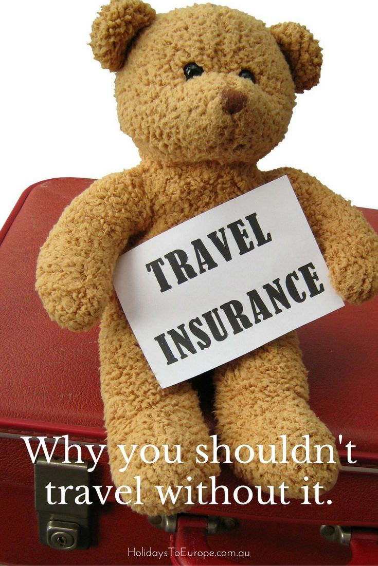 Travel insurance is an essential part of any vacation.  In this article you'll find plenty of tips on why you shouldn't travel without it.  / Click the image to read more.