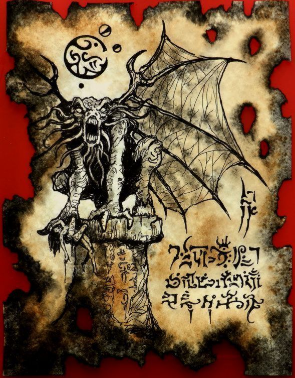call of cthulhu spells pdf