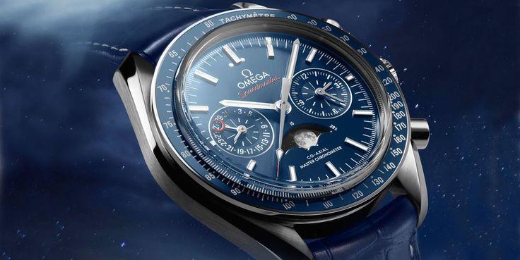 Pre-Baselworld 2016: Omega Speedmaster Moonphase Master Chronometer