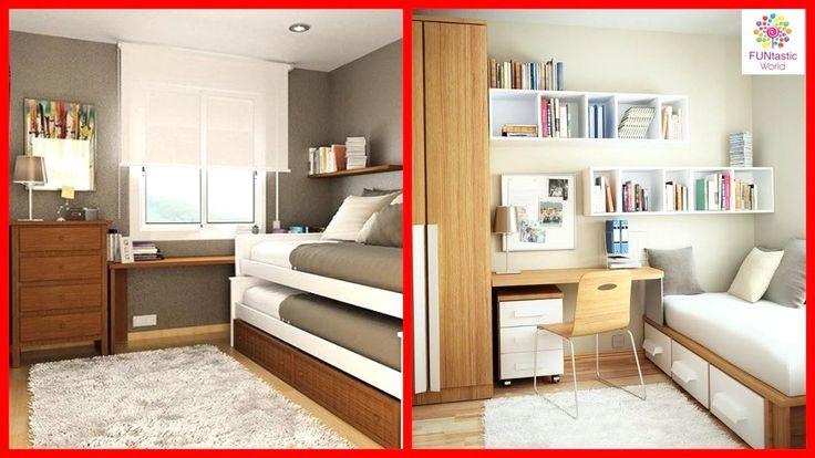 Latest Small Room Ideas // Creative Furniture Setup for ...