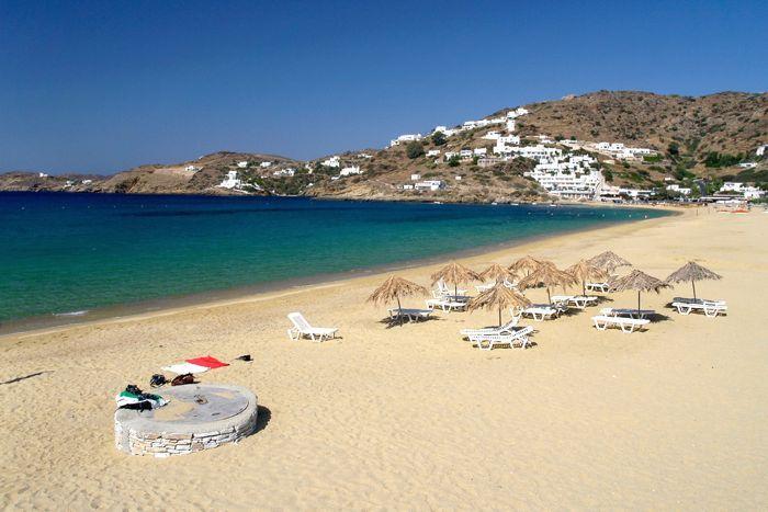 Mylopotas beach-Ios island
