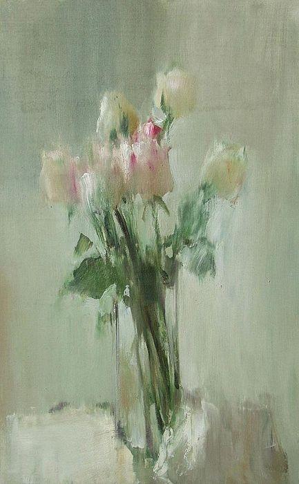 Still Life Roses \\ Vitold Smukrovich