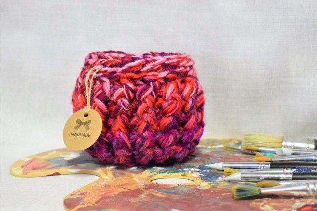 Pletené a háčkované doplňky